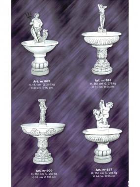 109 фонтаны