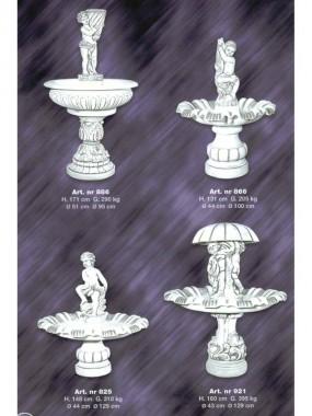 122 фонтаны