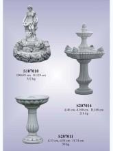 4 фонтаны