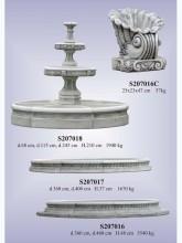 5 фонтаны