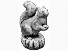 Ж044 Скульптура