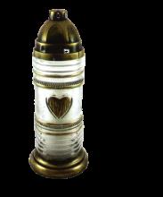 Лампада Kolumna-serce