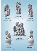 1 Скульптуры