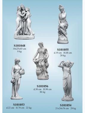 13 Скульптуры