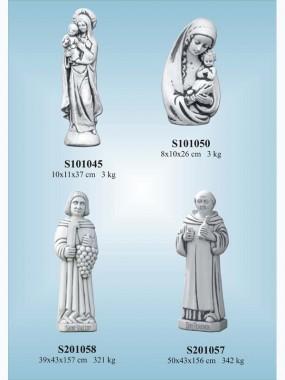 9 Скульптуры