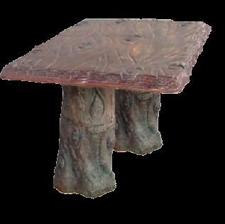 С012 Стол под дерево
