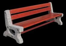 С029 Скамейка аллейная