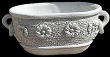 М066 Ваза цветы на песке