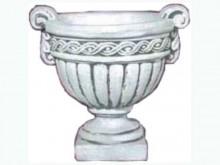 М033 Чаша с ушками